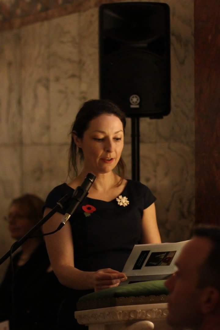 'PTSD' by Mary G, read by Aircraftswoman Catherine Woods