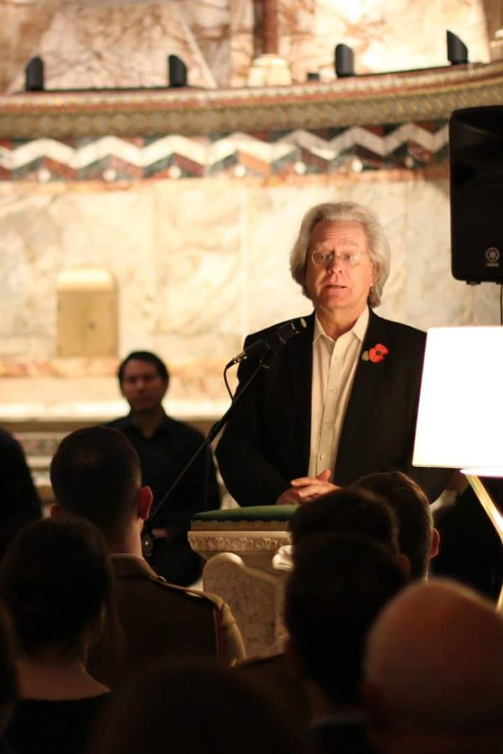 Prof A C Grayling on the meaning of Remembrance.